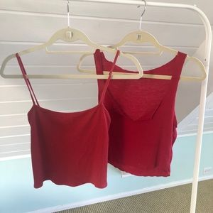 Free People & Brandy Melville Top Bundle